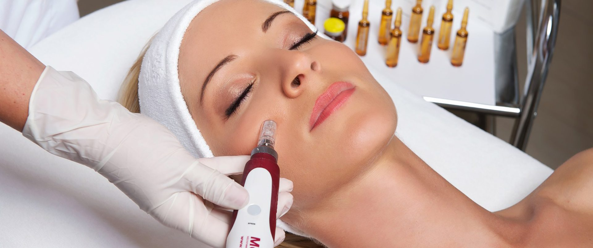 Mesotherapy microneedle